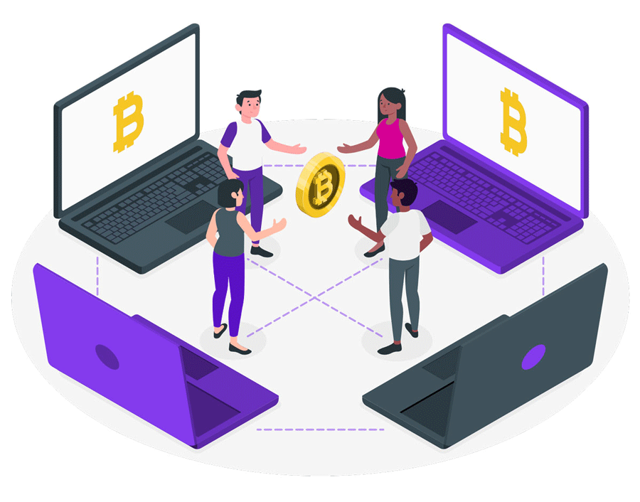 What is P2P crypto Exchange software?