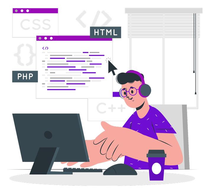 Developer team and designers